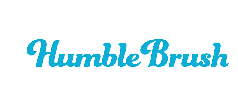 Humble Brush logo
