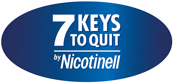 Nicotinell - 7 keys to quit
