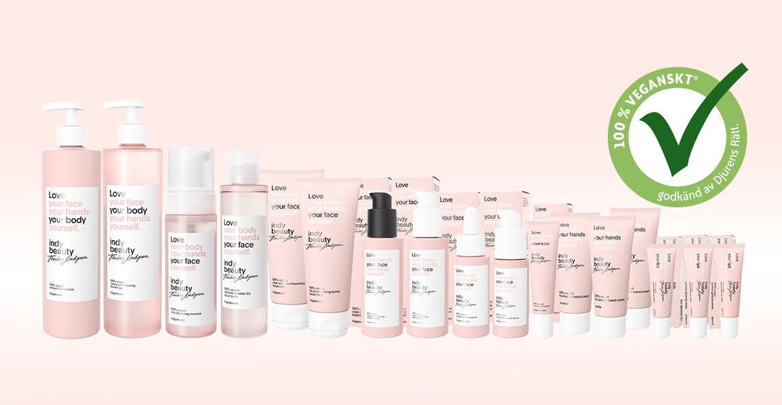 Köp Produkterna Från Indy Beauty By Therése Lindgren Apoteket