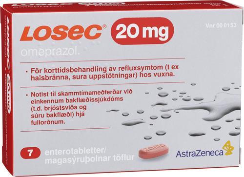 Losec mups apoteket