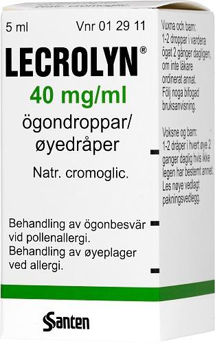 tabletter mot pollen
