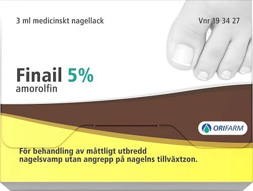 apoteket nagelsvampbehandling