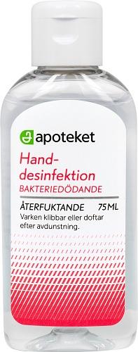 Apoteket Handdesinfektion