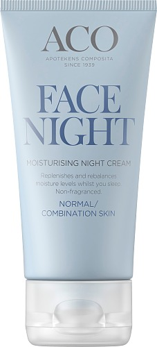 ACO Face Moisturising Night Cr