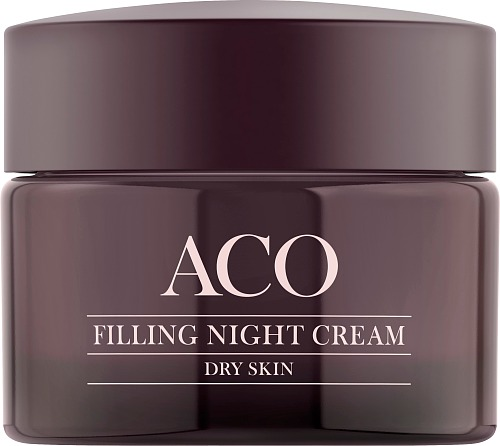 ACO Face Anti Age Filling Night Dry