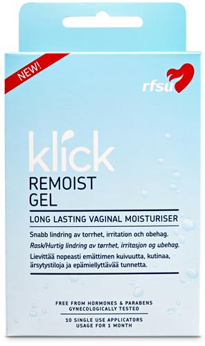 Klick Remoist gel
