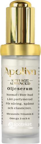 Apoliva Anti-age advanced oljeserum