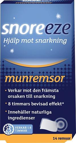 Bild på Snoreeze Munremsor