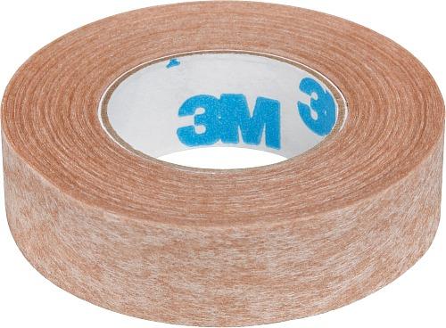 3M Micropore, brun häfta, 9,1 m x 12 mm, utan hållare