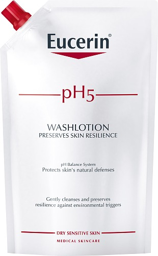Hårschampo för torr hårbotten