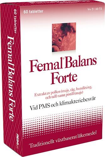 female balance apoteket