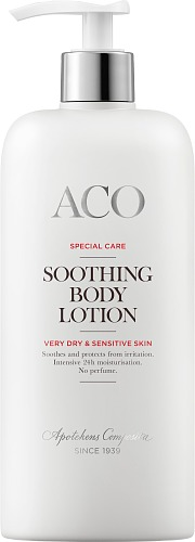 ACO Soothing Body lotion SPC oparf