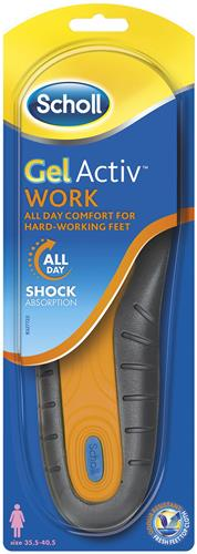 3e80572612d Scholl GA Sulor Work Woman - Handla på Apoteket.se