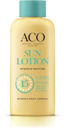 ACO Sun lotion SPF 15