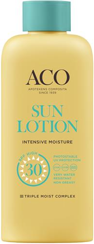 ACO Sun lotion SPF 30