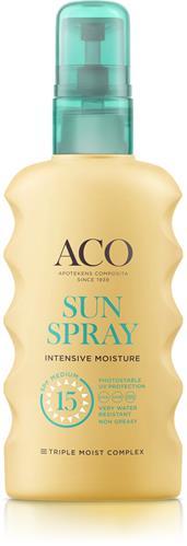 ACO Sun Pump Spray SPF 15