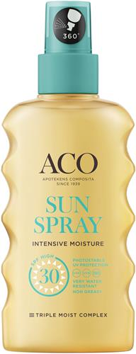 ACO Sun Pump Spray SPF 30