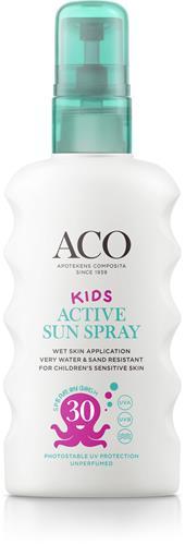 ACO Sun Kids Pump Spray SPF 30