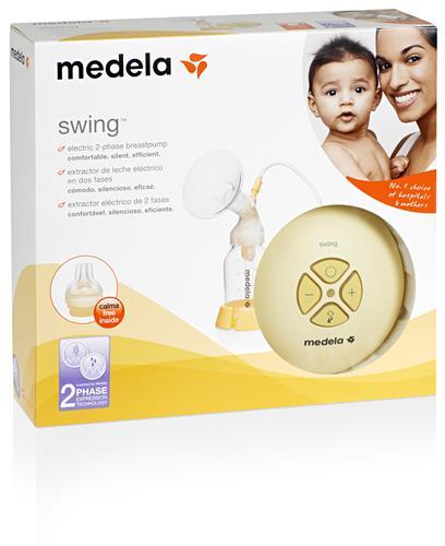 Medela Swing elektrisk bröstpump - Handla på Apoteket.se e61b788e7fa89