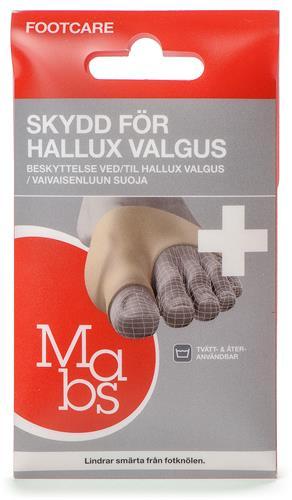 Mabs skydd vid Hallux Valgus