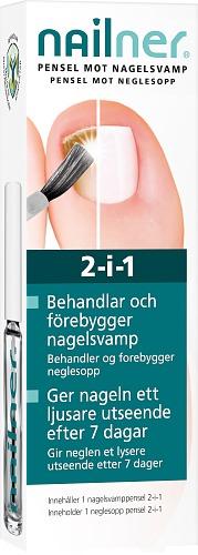 Nailner Behandling för nagelsvamp