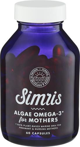 Algae Omega-3 For Mothers