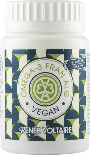 Renée Voltaire Omega-3 från Alg, Vegan