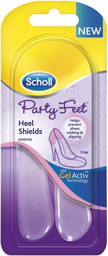 4040b3aa536 Scholl Party Feet Heel Shields - Köp direkt på Apoteket