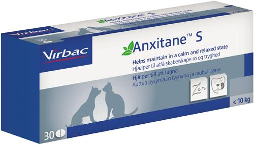 Anxitane S, 30 tabletter