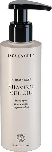 Löwengrip Shaving Gel Oil