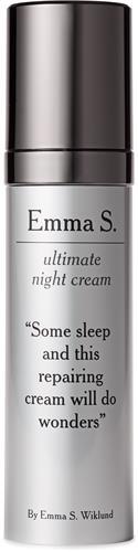 Emma S. Ultimate night cream