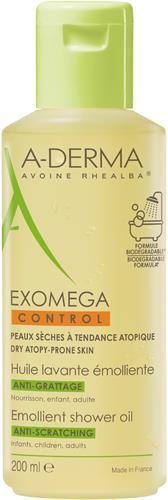 A-Derma Exomega Control shower oil