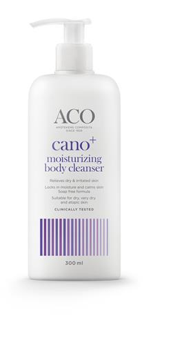 Cano+ Moisturizing Body Cleanser, 300 ml