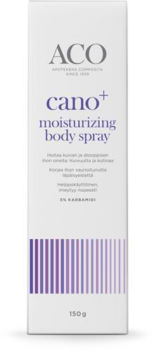 Cano+ Moisturizing Body Spray, 150g