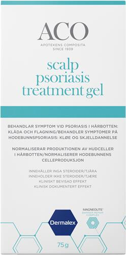 ACO Psoriasis Hårbotten NP