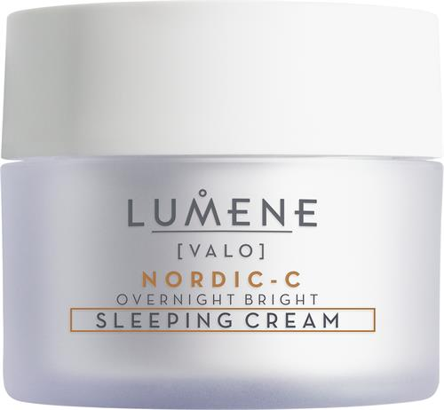 Lumene Valo NORDIC-C Overnight Bright Sleeping Cream 50 ml