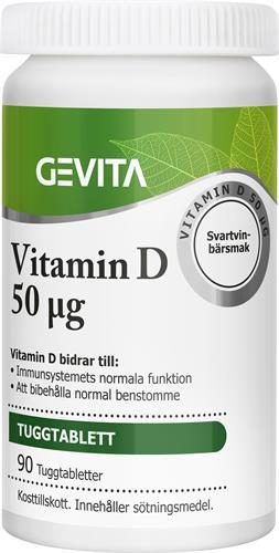 Gevita  D-Vitamin
