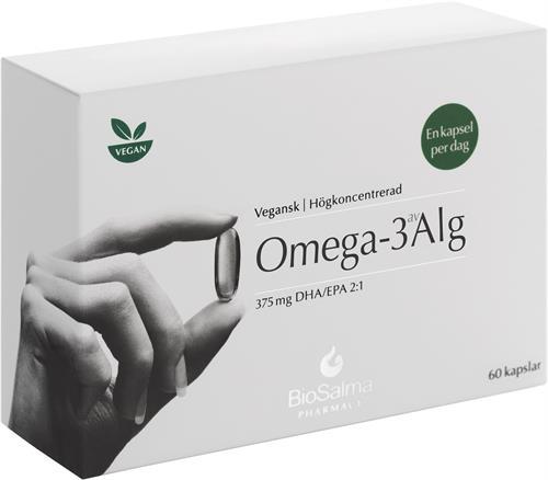 BioSalma  Pharmacy  Vegansk algomegakapsel
