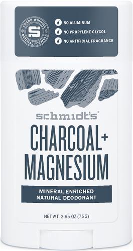 Schmidts Deo Stick Charcoal & Magnesium