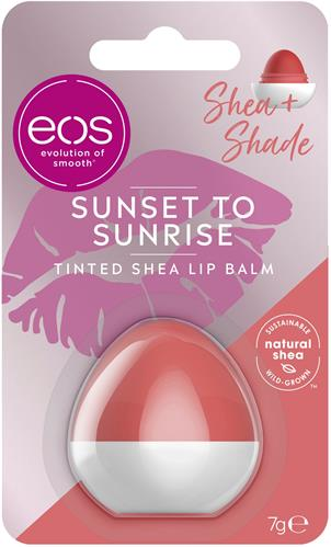eos Organic  Lip Balm Shea+Shade Sunset to Sunrise