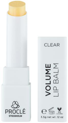 Procle Volume Lip Balm Clear