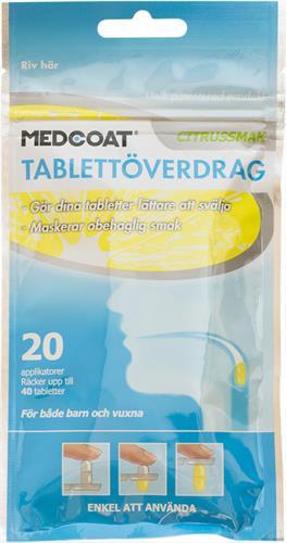 263ef99d Medcoat tablettöverdrag - Handla tryggt på Apoteket.se