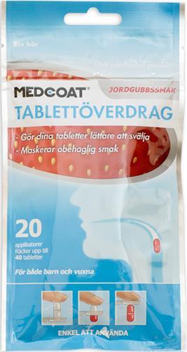 accc078e Medcoat tablettöverdrag - Handla direkt på Apoteket.se