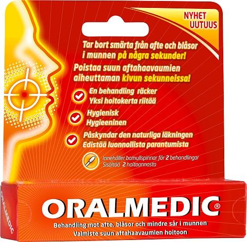 Oralmedic 2-pack
