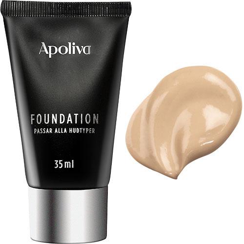 Apoliva Foundation Beige 01