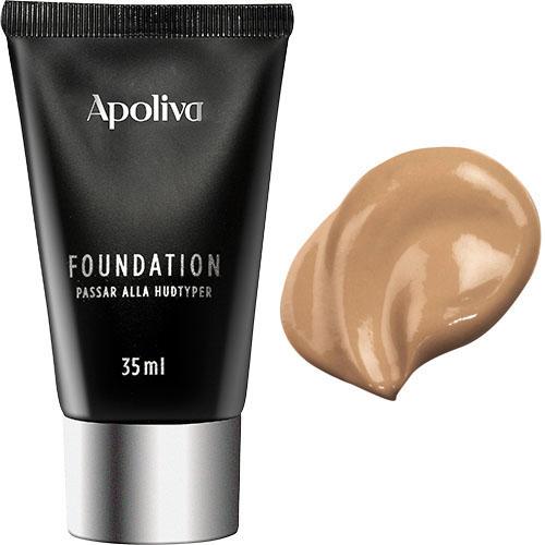 Apoliva Foundation Beige 06