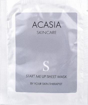 Acasia Start Me Up Sheet Mask