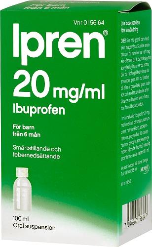 apoteket Ibuprofen